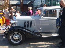 Β παλαιό αυτοκίνητο συνάθροισης Στοκ εικόνες με δικαίωμα ελεύθερης χρήσης