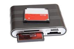 Βλ. MD mmc καρτών SD πολυ μνήμη αναγνωστών διδύμου κας μικροϋπολογιστών SD τετρ.μέτρο για το έκκεντρο Στοκ Φωτογραφία