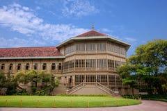 Β teak Wong παλάτι στη Μπανγκόκ, Ταϊλάνδη Στοκ Εικόνα