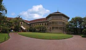 Β teak Wong παλάτι στη Μπανγκόκ, Ταϊλάνδη Στοκ φωτογραφία με δικαίωμα ελεύθερης χρήσης