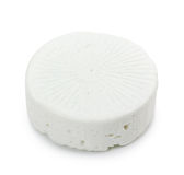 γάλα αιγών τυριών Στοκ Εικόνες