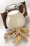 γάλα κανατών στοκ εικόνα