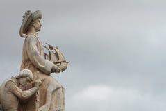 γάμμα Vasco DA Στοκ Φωτογραφία