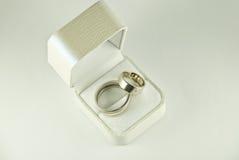 γάμοι δαχτυλιδιών Στοκ Φωτογραφίες