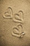 γάμος άμμου ζωνών Στοκ Εικόνες