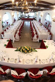 γάμος αιθουσών χορού Στοκ Εικόνα