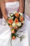 γάμος ανθοδεσμών Στοκ εικόνα με δικαίωμα ελεύθερης χρήσης