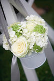 γάμος ανθοδεσμών Στοκ Φωτογραφία