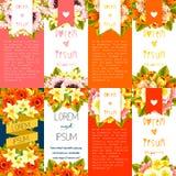 γάμος απεικόνισης καρτών αφαίρεσης Στοκ Φωτογραφίες