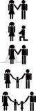γάμος αποτελεσμάτων Στοκ εικόνες με δικαίωμα ελεύθερης χρήσης