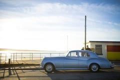 Γάμος αυτοκινήτων αυτοκίνητο αναδρομικό Στοκ εικόνα με δικαίωμα ελεύθερης χρήσης