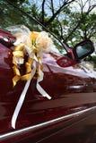 γάμος αυτοκινήτων Στοκ Φωτογραφίες