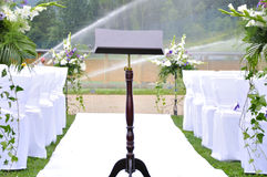 γάμος βωμών Στοκ Φωτογραφία