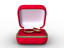 γάμος δαχτυλιδιών ελεύθερη απεικόνιση δικαιώματος