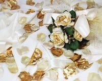 γάμος διακοσμήσεων Στοκ Φωτογραφίες
