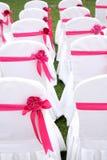 γάμος εδρών Στοκ εικόνα με δικαίωμα ελεύθερης χρήσης