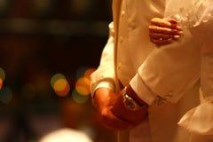 Γάμος εκκλησιών Στοκ Εικόνες