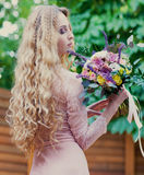 γάμος εκμετάλλευσης ν&upsil Στοκ φωτογραφία με δικαίωμα ελεύθερης χρήσης