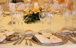 γάμος εορτασμού Στοκ Φωτογραφία