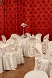 γάμος εστιατορίων Στοκ φωτογραφία με δικαίωμα ελεύθερης χρήσης