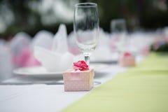 γάμος εύνοιας κιβωτίων Στοκ Φωτογραφίες
