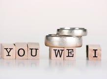 γάμος ζωής ακόμα Στοκ Εικόνα