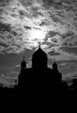 γάμος ιεροτελεστίας εκκλησιών τελετής Στοκ εικόνα με δικαίωμα ελεύθερης χρήσης