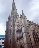 γάμος ιεροτελεστίας εκκλησιών τελετής Στοκ Εικόνες