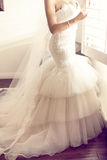 γάμος κατάταξης τεμαχίων φορεμάτων Στοκ Εικόνα