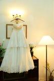 γάμος κατάταξης τεμαχίων φορεμάτων Στοκ εικόνες με δικαίωμα ελεύθερης χρήσης