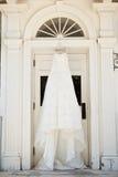 γάμος κατάταξης τεμαχίων φορεμάτων Στοκ Εικόνες