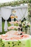 γάμος λήψης επισκόπησης Στοκ εικόνες με δικαίωμα ελεύθερης χρήσης