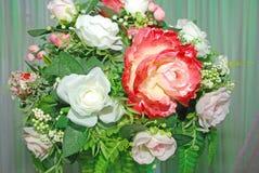 γάμος λήψης λουλουδιών Στοκ εικόνα με δικαίωμα ελεύθερης χρήσης