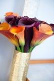 γάμος λουλουδιών Στοκ εικόνες με δικαίωμα ελεύθερης χρήσης