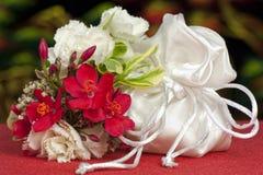 γάμος λουλουδιών ευνοιών Στοκ Εικόνες