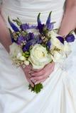 1 γάμος νυφών ανθοδεσμών Στοκ εικόνες με δικαίωμα ελεύθερης χρήσης