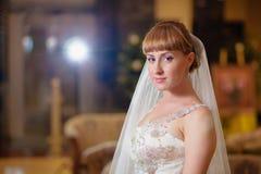 Γάμος νυφών Makeup Στοκ Φωτογραφία