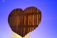γάμος ξύλινος Στοκ Φωτογραφία