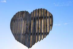 γάμος ξύλινος Στοκ εικόνα με δικαίωμα ελεύθερης χρήσης