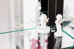 γάμος παπουτσιών ανθοδεσμών Στοκ φωτογραφία με δικαίωμα ελεύθερης χρήσης