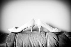 γάμος παπουτσιών Στοκ εικόνα με δικαίωμα ελεύθερης χρήσης