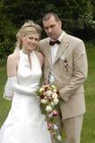 γάμος πορτρέτου Στοκ Εικόνες