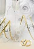 γάμος πρόσκλησης καρτών Στοκ εικόνες με δικαίωμα ελεύθερης χρήσης