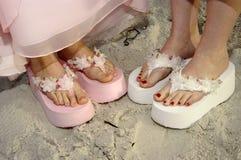 γάμος πτώσεων κτυπήματος Στοκ φωτογραφίες με δικαίωμα ελεύθερης χρήσης