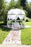 γάμος σκηνών Στοκ Φωτογραφία