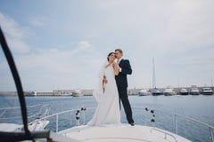 Γάμος στην Οδησσός  Στοκ εικόνες με δικαίωμα ελεύθερης χρήσης