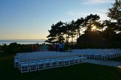 Γάμος στο Μαίην Στοκ Φωτογραφία