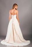 γάμος φορεμάτων νυφών στοκ εικόνα με δικαίωμα ελεύθερης χρήσης