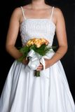 γάμος φορεμάτων Στοκ φωτογραφίες με δικαίωμα ελεύθερης χρήσης