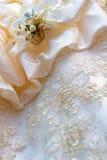 γάμος φορεμάτων Στοκ Φωτογραφίες
